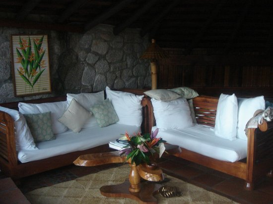 Ladera Resort: room
