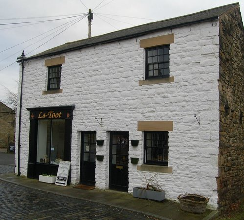 Haltwhistle, UK: La Toot Tearooms