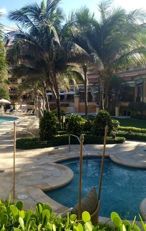 Manalapan, FL: Pool/Hot tub