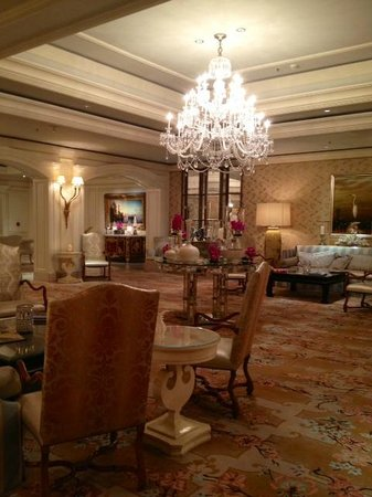 The Ritz-Carlton, Palm Beach: Lobby