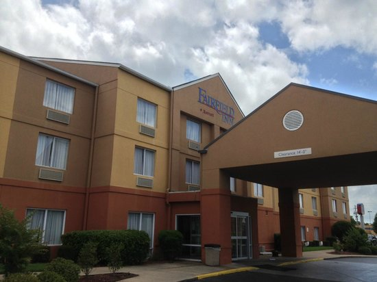 ‪Fairfield Inn by Marriott Vicksburg‬
