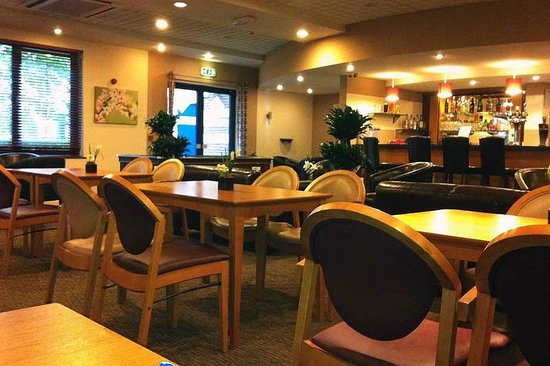 North Hykeham, UK: Dining area