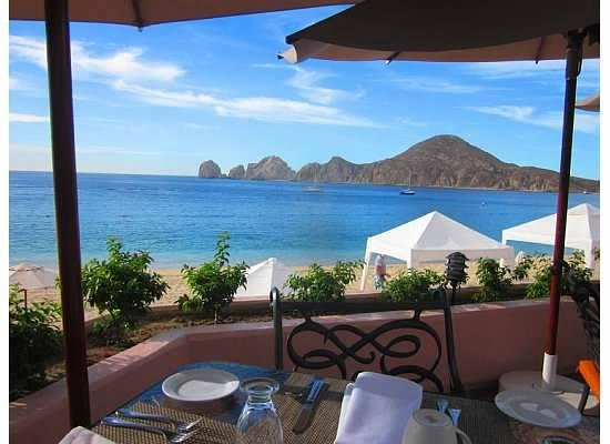 Pueblo Bonito Rose: Breakfast View INCREDIBLE