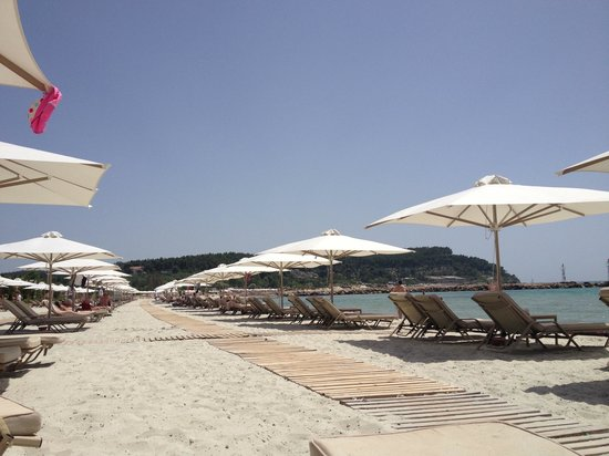 Porto Sani Village: Beautiful beaches