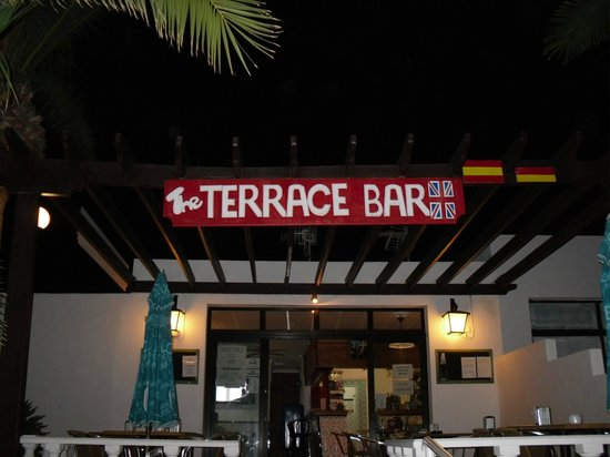 The terrace bar costa teguise restaurant reviews for The terrace cafe bar