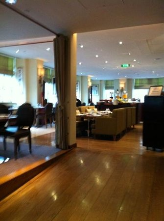 Crowne Plaza London - The City: ristorante e sala colazione