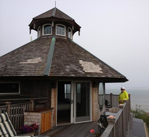 Land's End Inn: loved the views!!!!!