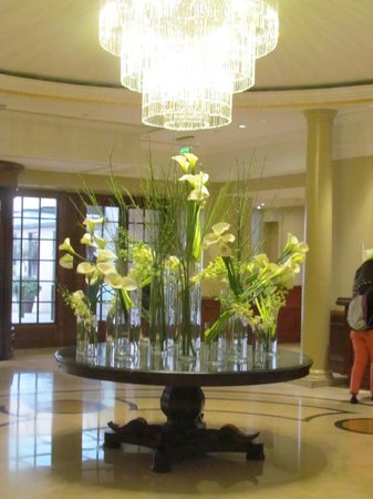Grosvenor House, A JW Marriott Hotel: hotel lobby