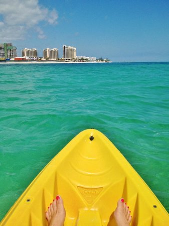 Breezes Resort Bahamas: Kayaking