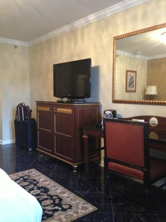 Hotel Mazarin: inside the room