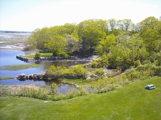 Ogunquit River Inn and Suites: view from our room