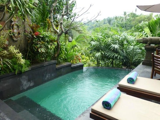 Bidadari Private Villas & Retreat - Ubud: Perfect for those hot Bali days