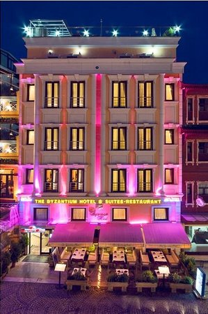 Photo of The Byzantium Hotel & Suites Istanbul