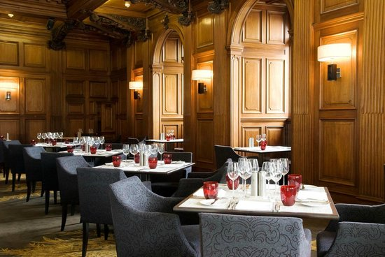 The Scotsman Hotel: North Bridge Brasserie