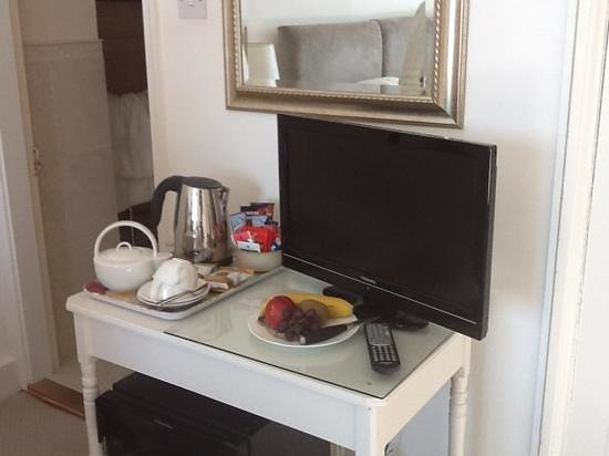 Bedale, UK: Room hospitality