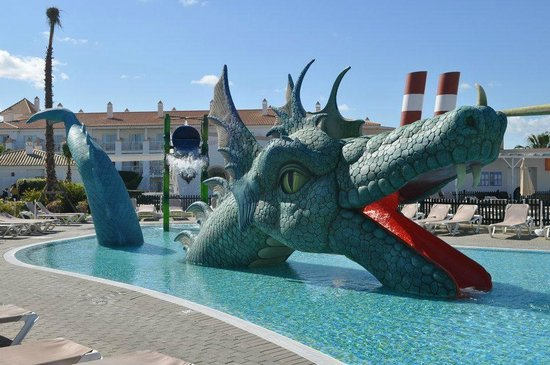 Piscina infantil picture of clubhotel riu chiclana novo for Piscinas chiclana