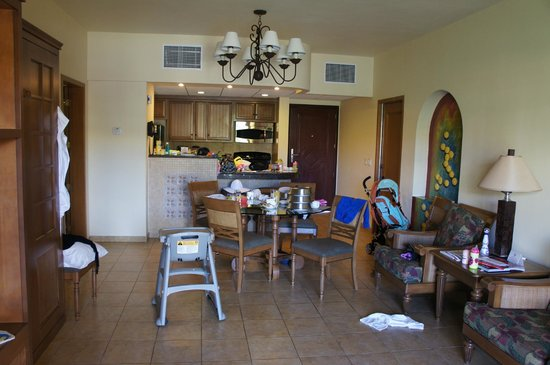Ground Floor Suite Picture Of The Royal Haciendas All Inclusive All Suites Resort Playa Del