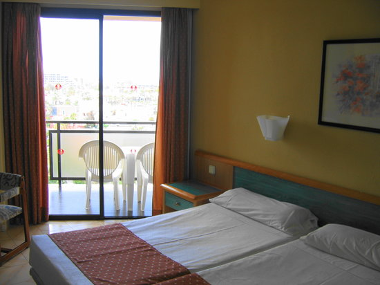 A room in hotel Sol Tenerife