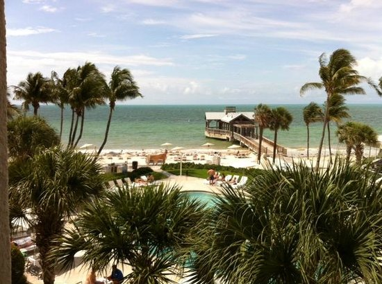 The Reach, A Waldorf Astoria Resort: Our View....my favorite picture