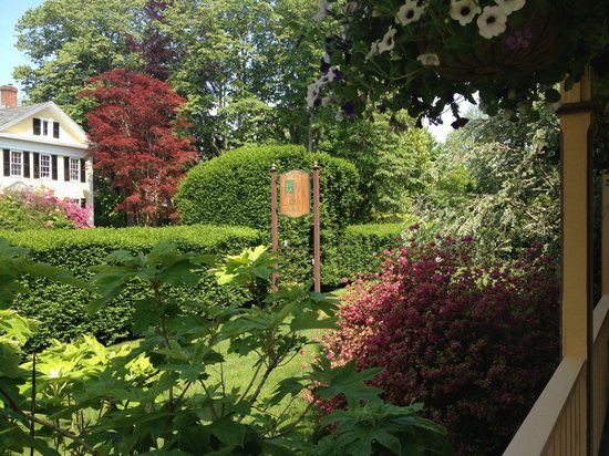 Ivy Lodge: Beautiful Garden