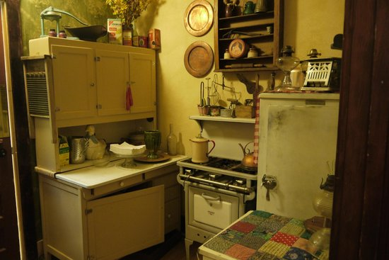 Buffalo, WY: Old Kitchen