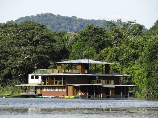 Jungle Land Panama Floating Lodge