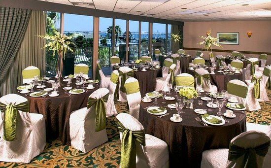 Holiday Inn San Diego-Bayside : Harborivew Wedding Special Events
