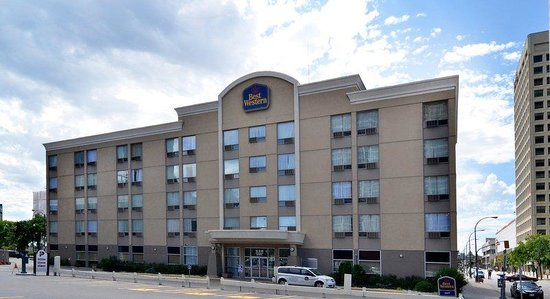‪‪BEST WESTERN PLUS Charter House Hotel Downtown Winnipeg‬: Centrally Located Downtown‬