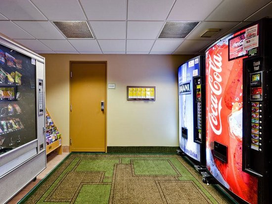 Willowbrook, IL: Vending Area