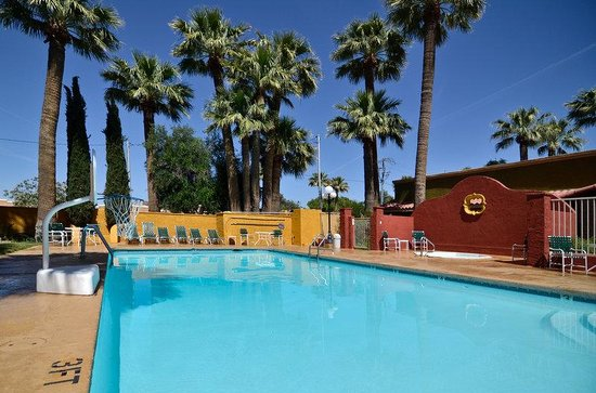 Wickenburg, AZ: Pool