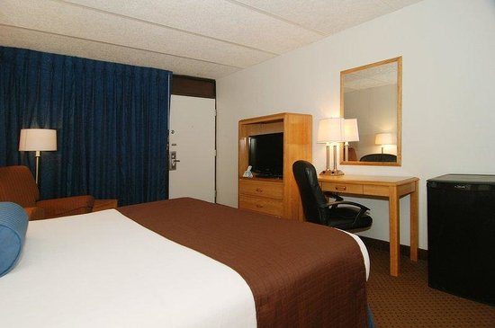 BEST WESTERN Garden Oasis: King Guest Room