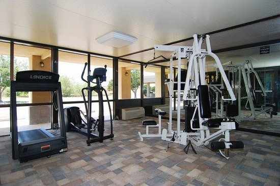 BEST WESTERN Garden Oasis: Fitness Center