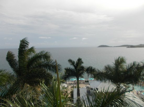 Marriott Frenchman's Reef & Morning Star Beach Resort: View from our room!