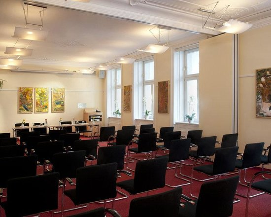 BEST WESTERN PREMIER Kaiserhof Wien: Meeting Room