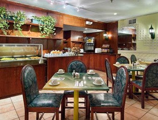 Days Inn Miami Beach / Oceanside: Sunrise Cafe