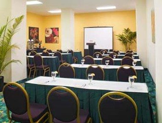 Days Inn Miami Beach / Oceanside: Meeting Room