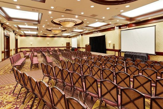 Crowne Plaza Providence-Warwick Airport: Conference Room
