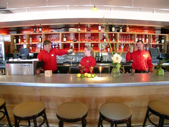 Sedona Rouge Hotel and Spa: Reds Bar Lounge