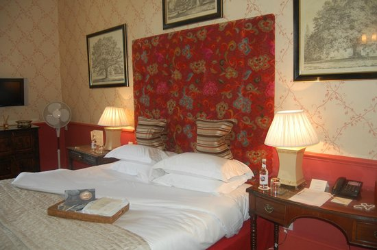 The Bath Priory Hotel: Peony Superior Room