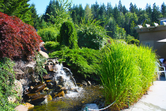 Podollan Inn: Beautiful Gardens