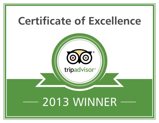 Podollan Inn: Winner of Excellence 2013!