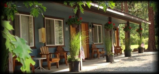Cromberg, Kaliforniya: Cozy, large cabins await you at Long Valley Resort.