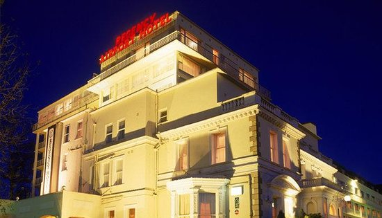 The Regency Hotel Dublin: Hotel Exterior