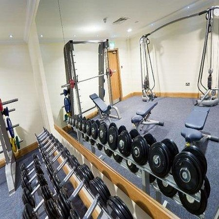 The Regency Hotel Dublin: Leisure Centre Gym Dumbells Shot