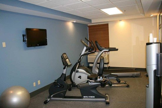 Hampton Inn Colorado Springs Central Air Force Academy: Fitness Center