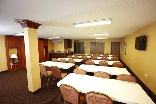 Hampton Inn Holland: Meeting Room