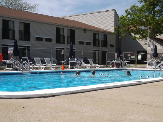 Mariner Motor Lodge: Outdoor Pool