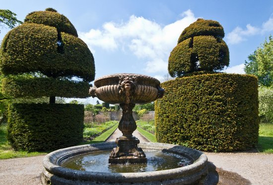 Haywards Heath, UK: Nymans topiary
