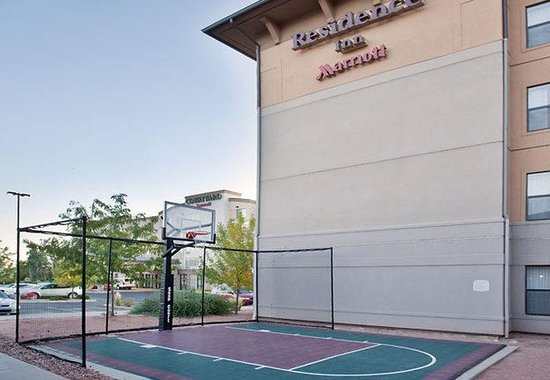 Residence Inn Grand Junction: Sport Court