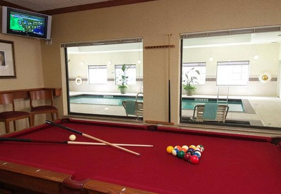 Residence Inn Grand Junction: Billards Room